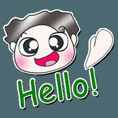 氏ジョジョ。 こんにちは!