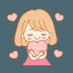 恋する乙女のガールズトーク