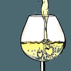 [LINEスタンプ] とあるサラリーマンの美酒佳肴 (1)