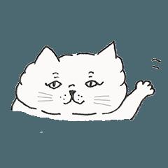 ネコのクリスティーナ
