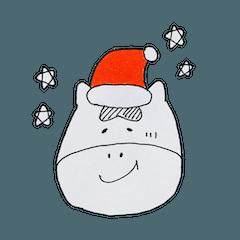 パカラくんのクリスマス