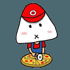 ミスターOの宅配ピザ