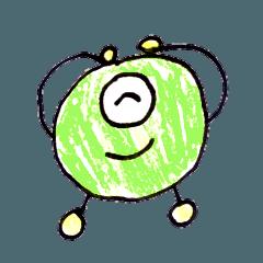 緑豆ちゃん