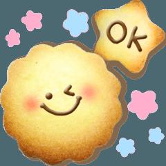 クッキー焼けたよ