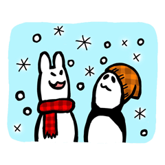 うさぱん Vol.6 〜冬〜