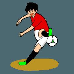 サッカー大好き応援団(第2弾)