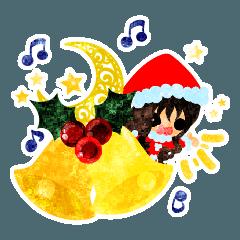 可愛い小人たち -クリスマス-
