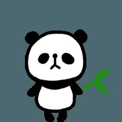 動く!パンダ!!