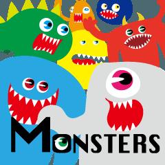 MONSTERS -モンスターズ