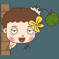 HuaYik (Cute Ngao)