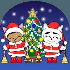 アニメハッピーニャンコのクリスマス No.2
