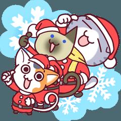 クリスマス ニャゴス