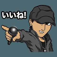 JEY-J (ヒップホップアーティスト) 動く!