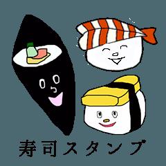 寿司の会話