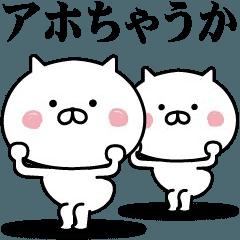 ゆる~く動く!関西弁のネコ