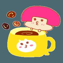 ☆プレゼントすたんぽ☆cafe 2