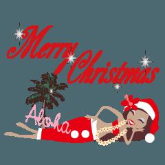 クリスマス アロハ