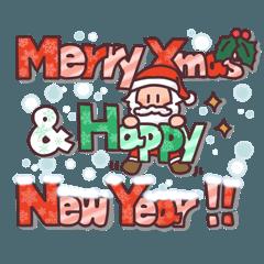 メリークリスマス!02【40個セット】