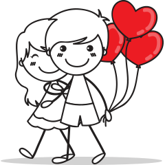 Sweet Love Couple