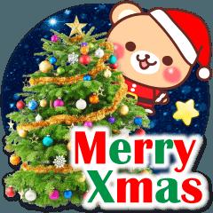 敬語くまさんのクリスマス&お正月2