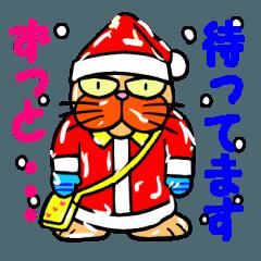 サンタ猫 ~ さよなら六三郎 ~