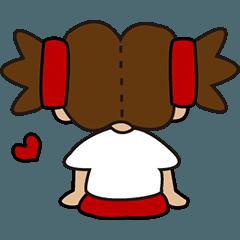I am R☆ LOVE☆かわいい女の子