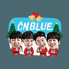 CNBLUE クリスマスVer.