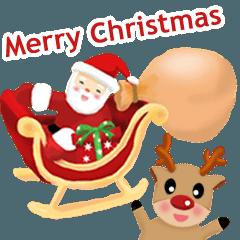 おめでとうメリークリスマス