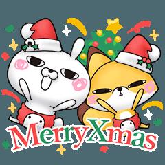ひとえうさぎ9(クリスマス編)