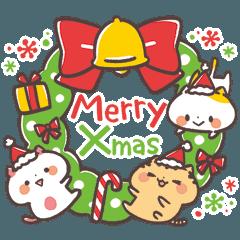 関西弁にゃんこ・クリスマス&お正月!