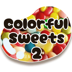 〇●Colorful sweets 2●〇