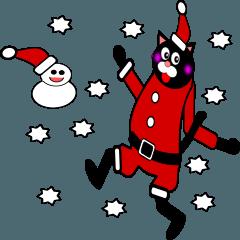 クリスマスとニューイヤーバージョン