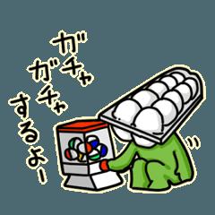 玉子パックはソシャゲ大好き!