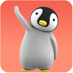 ペンギンのこども