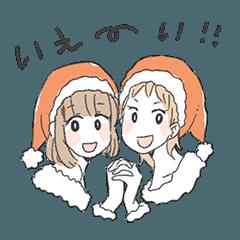 KURUREBO のクリスマスとお正月