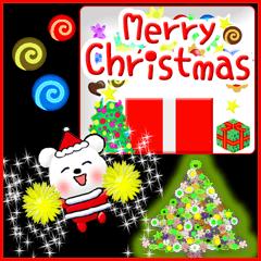 動く楽しいクリスマス!