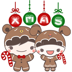 MoMo & GoGo ( Xmas & New Year )