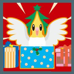 クリスマスと年末〜ほっぺがキュート