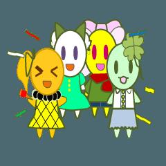 妖精たちの日常