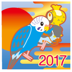 NEW YEAR 2017〜おしゃべり上手