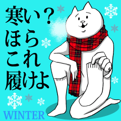 お前の事をキュンとさせるねこ~冬~