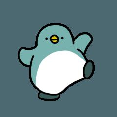 小さいペンギンさん