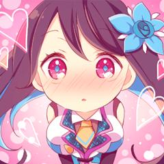 Sapphiart-chan:Amane Kisora Stickers