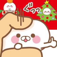ふくふく大福ちゃん正月クリスマス