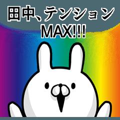 【田中さん】専用名前ウサギ