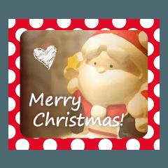☆クリスマス限定スタンプ☆