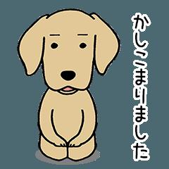 ゴールデンドッグ4(丁寧語編)