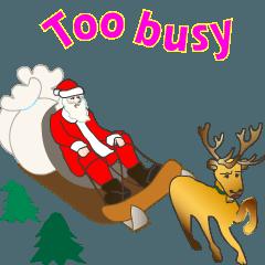 うごくメリークリスマス