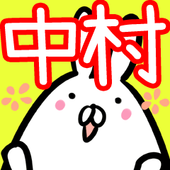 【中村さん】専用名前スタンプ♪40個入♪