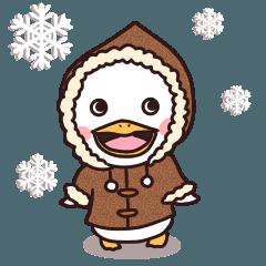 アヒルのがっちゃん~冬&正月~